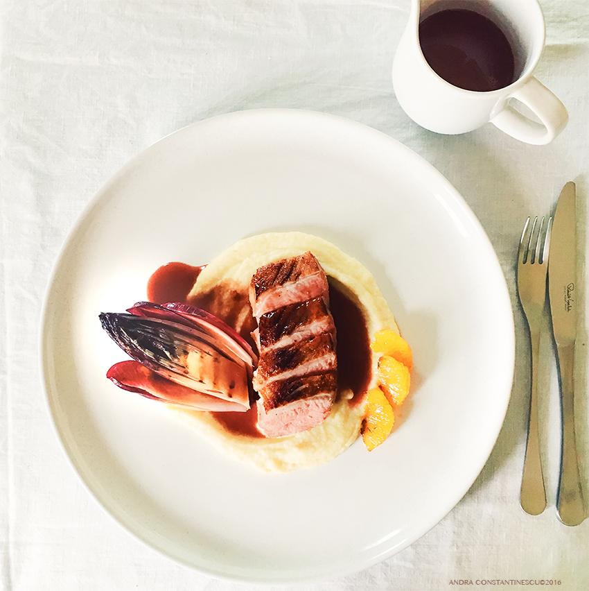 Private Dinners: Sample Menu (Summer)