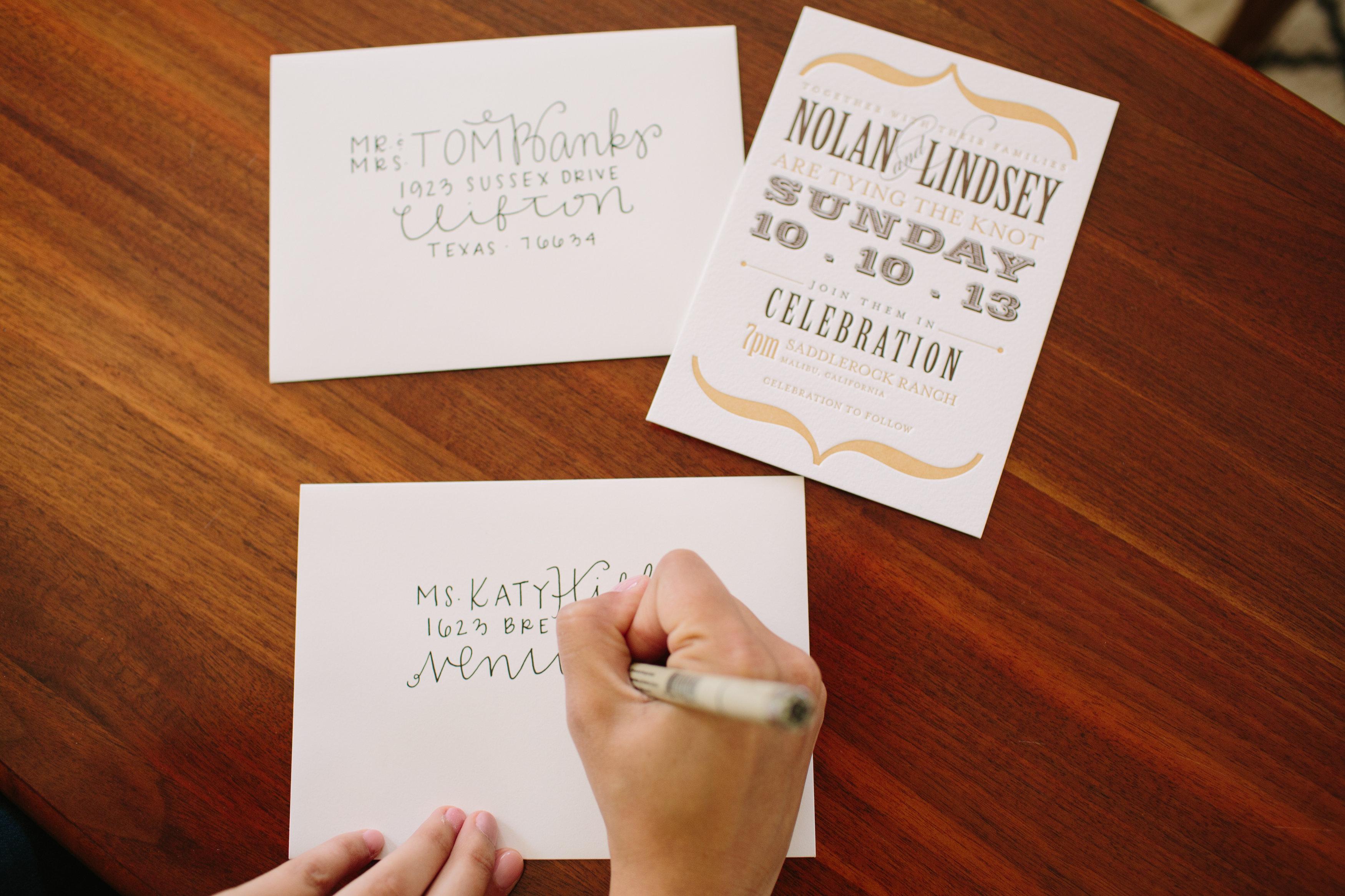 diy wedding envelope addressing tips wedding invitation envelopes Photography