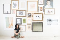 How To: Create an Art Gallery Wall at Home | Julep