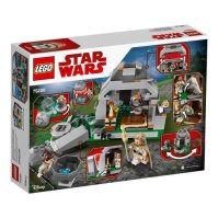 LEGO - Star Wars The Last Jedi Ahch-To Island Training ...