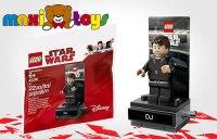 LEGO - Le polybag de DJ disponible chez Maxi Toys - Mintinbox