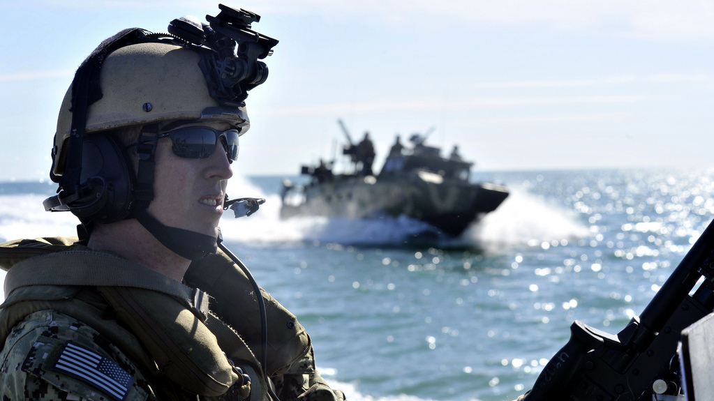 Despite public perception and political rhetoric, US military not - us navy master at arms