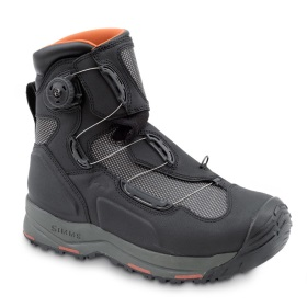 New Simms G4 Boa Wading Boot Review Product Demo Video
