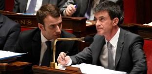 Quand Manuel Valls met en garde Emmanuel Macron : «Tu finiras comme Montebourg»