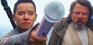 Star Wars et Céline Dion : La parodie improbable