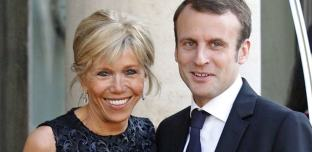 Les bourdes de Brigitte Macron: Rebelote!