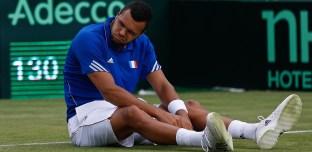Roland-Garros 2016: Jo-Wilfried Tsonga contraint d'abandonner