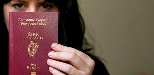 Les passeports irlandais très demandés après le Brexit