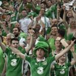 Euro 2016: La mairie de Paris va récompenser les supporters Irlandais