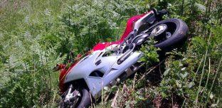 Un motard est retrouvé vivant quatre jours après son accident !