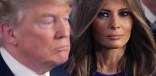 Melania Trump : un nouveau mensonge ?