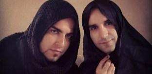 Iran: Des hommes portent le voile par solidarité envers les Iraniennes