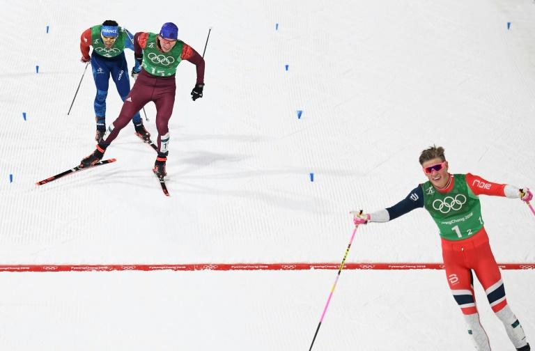 Les fondeurs Manificat et Jouve décrochent le bronze en relais — JO d'hiver