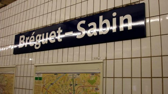 Violente agression au cutter dans le métro — Paris