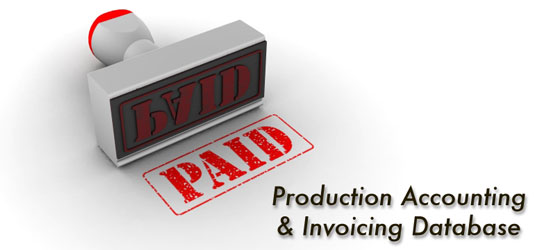 PAID! Production Accounting  Invoicing Software for Freelancers - paid invoices