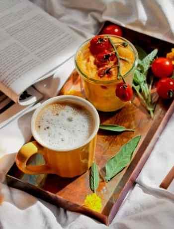 Tomaten-Salbei-Frittata