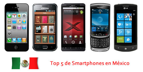 top-5-smartphones-mexico