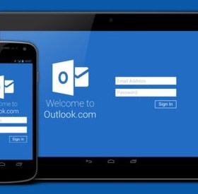 correo outlook android