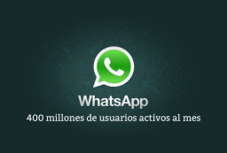 whatsapp-400-millones-usuarios