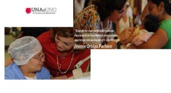 Conoce el exitoso programa UNAaUNO de Ivonne Ortega
