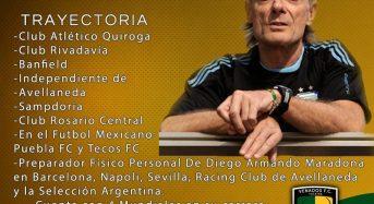Signorini, un pedazo de Maradona a Yucatán. Por Alex L. Sánchez