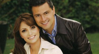 EPN y Angélica si están casados: solo importa el matrimonio civil