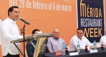 """Fest""… ""restaurant week"": snobismo y malinchismo idiomático en AyuntaMerida"