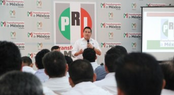 Alcaldes príistas, baluartes en sus municipios: Carlos Pavón