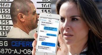 Kate del Castillo ha jugado con lodo… y se ha embarrado