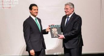 """Exposición en Alemania: """"Mayas, el Lenguaje de la Belleza"""""""