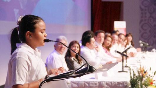 Ombudsman pide a maestros asumir el reto de ser ejemplo de las niñas y niños