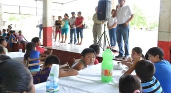 Ayuntamiento de Halachó realiza actividades para las familias
