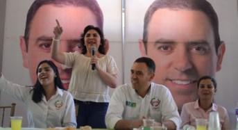 Alejando Tello sabe lo que Zacatecas necesita: Ivonne Ortega Pacheco