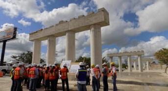 """Estudiantes de la Universidad Modelo visitan la obra del Distribuidor Vial """"Calle 39"""""""
