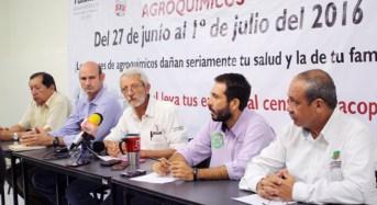 Gobierno, sociedad civil e instituciones se unen para reducir contaminación en el campo