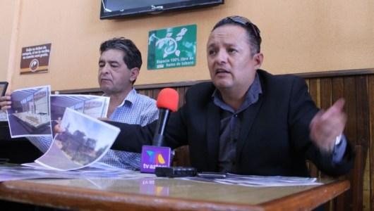 Dan a conocer denuncia ante PGR en contra del Gobernador de Zacatecas