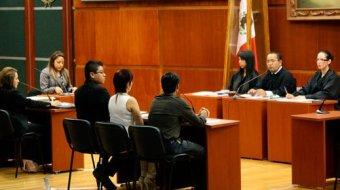 La OCDE felicita a México por transitar a un nuevo sistema de justicia penal