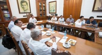 El Gobernador y su gabinete dan seguimiento a avances en educación