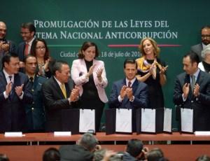 sistema nacional anticorrupcion epn pide perdon 18 julio 2016