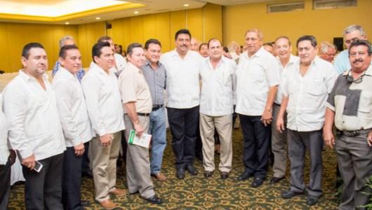 Acciones legislativas, complemento del impulso que gobierno da al campo yucateco
