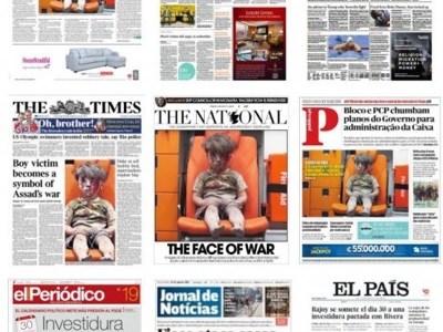 Para Londres, la propaganda de guerra es un arte