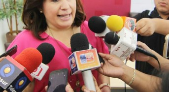 Nadie puede estar por encima de la Ley: Celia Rivas