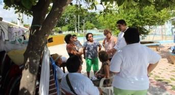 Vecinos de la Fidel Velázquez denuncian abandono de Ayuntamiento.