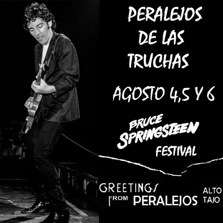Greetings from PERALEJOS-Alto Tajo 2017