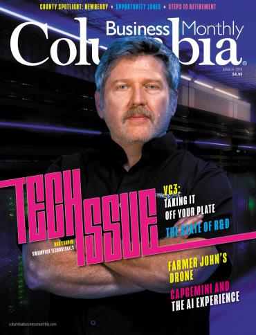 Columbia Business Monthly Magazines