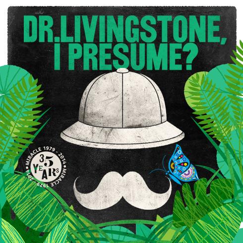 Cornwall event - Dr Livingstone, I Presume?