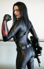 GI Joe Baroness Cosplay Costume