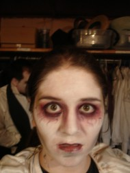 sfx makeup, special effects make up, horror, gore, trauma, wounds, veins, dead, ghost