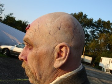trauma, wound, sfx make up, special effects makeup, horror, gore