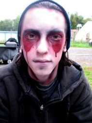 special effects make up ghost makeup